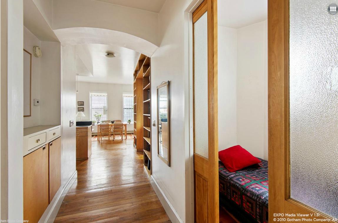 241 Eldridge Street, bedroom, condo