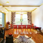 242 East 19th Street, dining room, table, co-op
