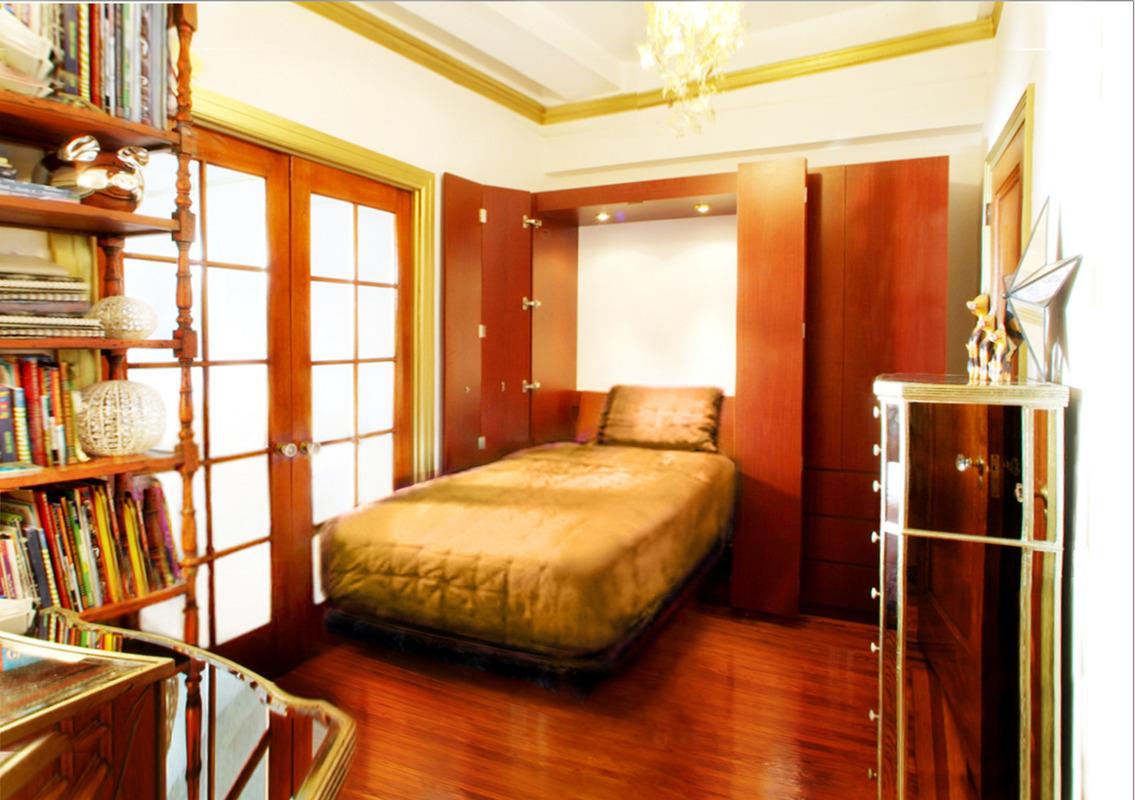 242 East 19th Street, second bedroom, office, co-op, gramercy park