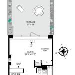 405 west 21st street-floorplan
