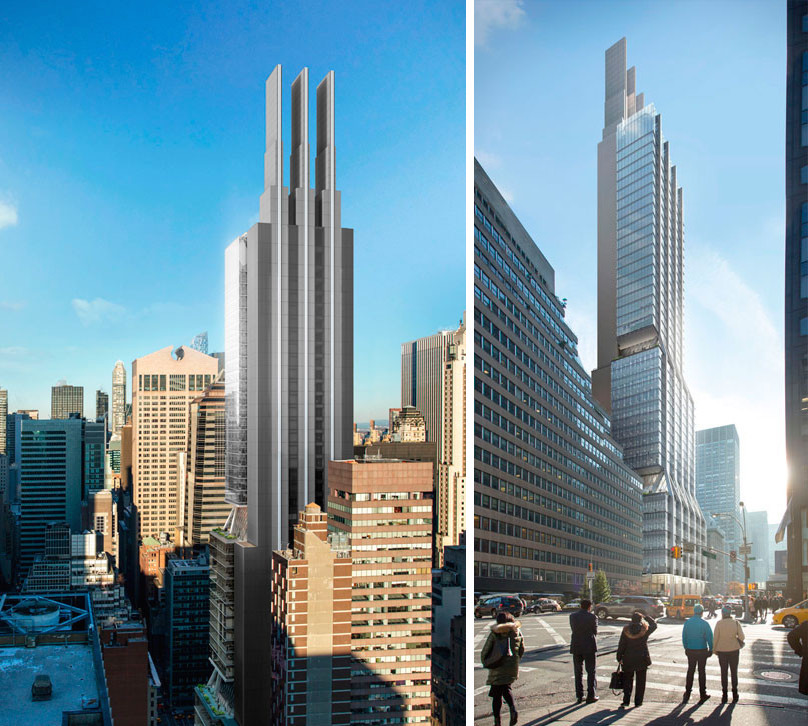 425 Park Avenue, Foster + Partners, Midtown East