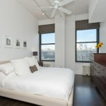 70 Washington Street, master bedroom, dumbo, condo, views, Brooklyn Bridge