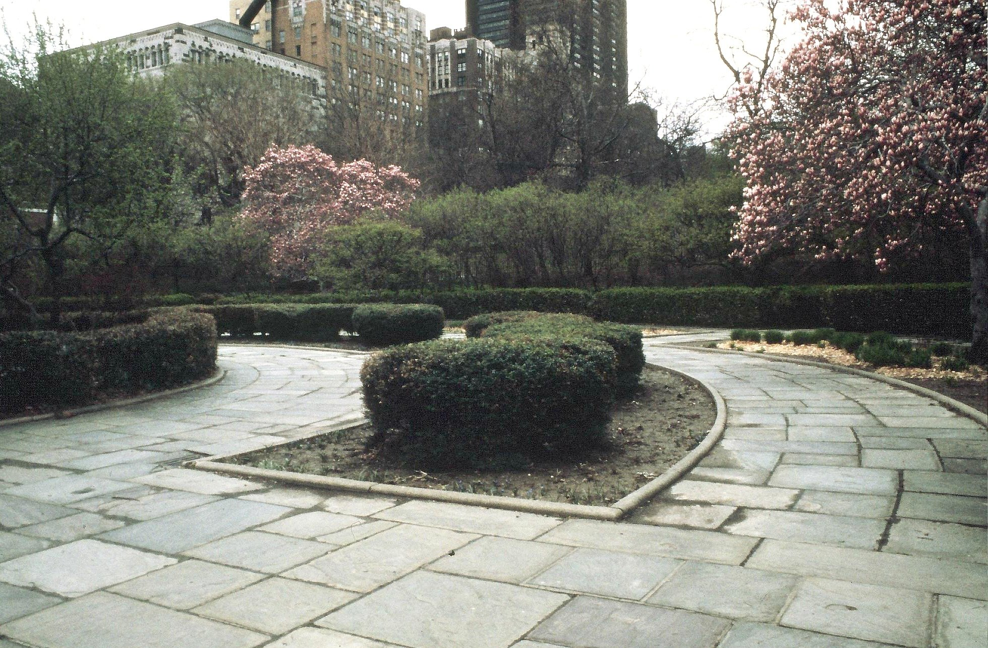 See How Much Central Park Has Changed Since The 39 80s In