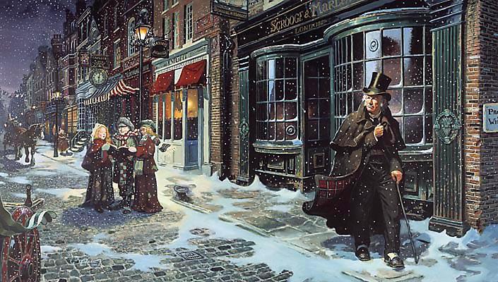 Dean Morrissey, A Christmas Carol