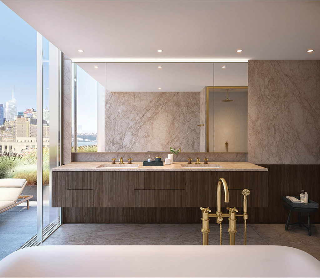 Jardim - 525 West 27th, Centaur Properties and Greyscale Development, Isay Weinfeld (1)