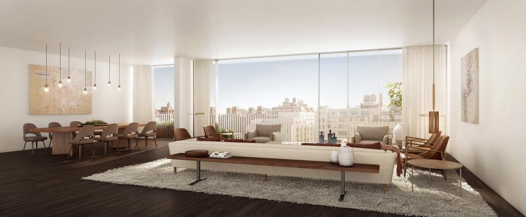Jardim - 525 West 27th, Centaur Properties and Greyscale Development, Isay Weinfeld (3)