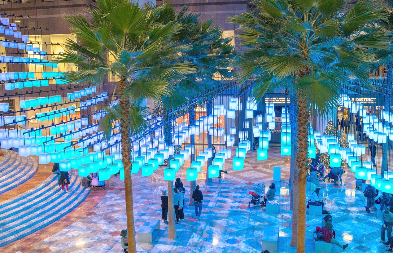 Luminaries Brookfield Place, 200 Vesey Place