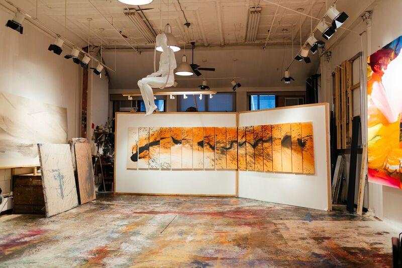 Nancy Pantirer-studio visit-4