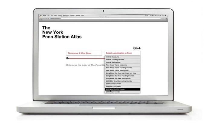 New York Penn Station Atlas, John Schettino