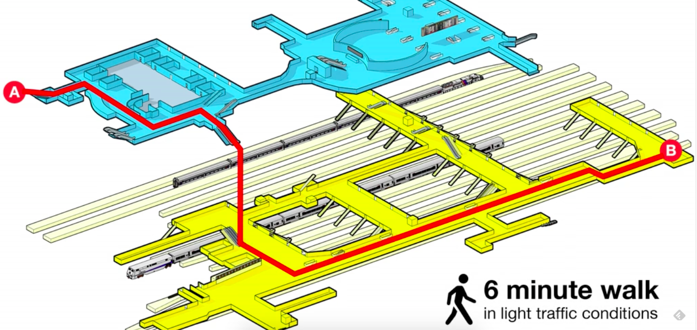 the penn station atlas wants to make the awful space less
