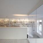 soho loft library, Smith-Miller and Hawkinson Architects