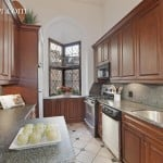 156 East 36th Street, kitchen, sniffen court, murray hill, townhouse