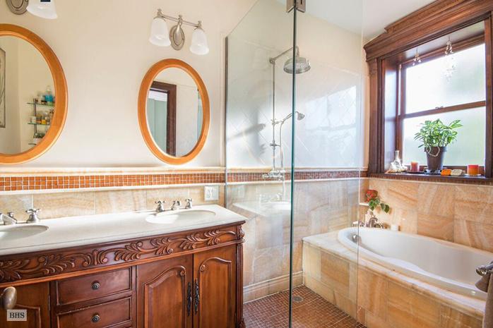 226 Garfield Place, bathroom, renovation, brownstone, park slope