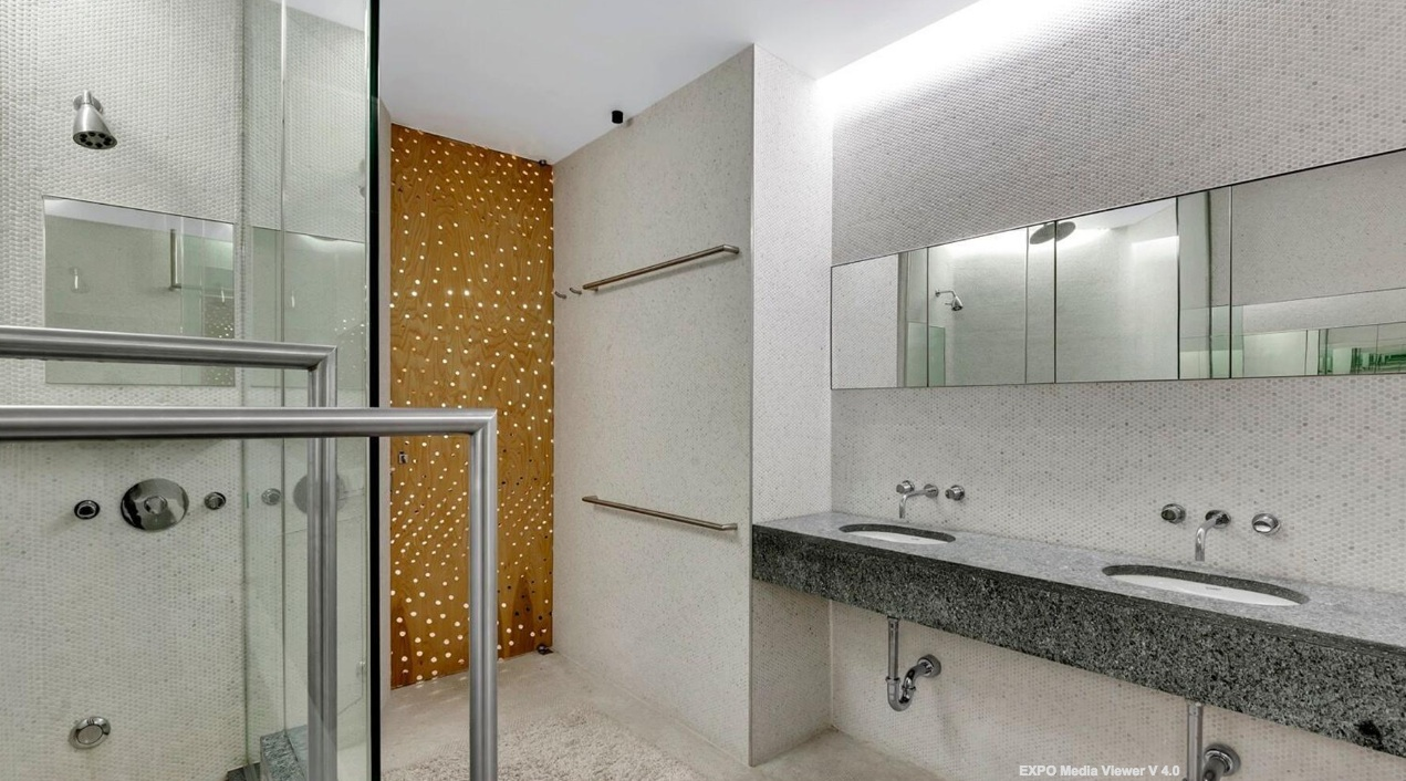 249 West 29th Street, master bedroom, SYSTEMarchitects, loft, chelsea, master bathroom
