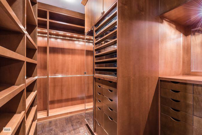 260 park avenue south, walk-in closet, master bedroom, condo, loft