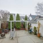 40-27 166th Street, patio, flushing, freestanding house, backyard