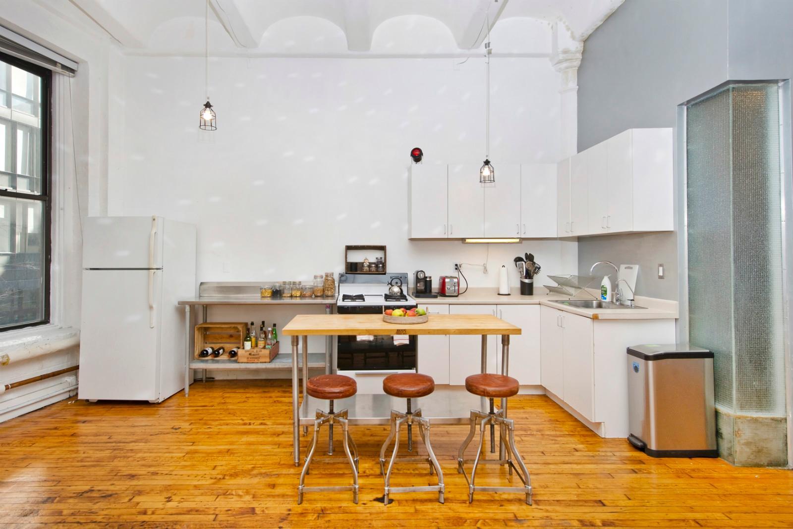 49 Bleecker Street , lofts, Noho, Short term rental, Loft rental, cool listings