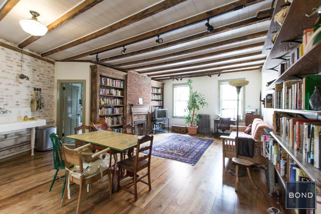 511 Grand Street, vacation rental, dining room, lower east side