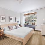 519 East 86th Street, master bedroom, co-op, prewar co-op, yorkville