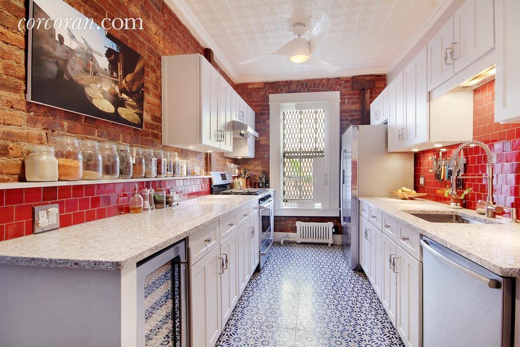 523 8th Street, kitchen, park slope, rental
