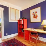 523 8th Street, home office, park slope, rental apartment