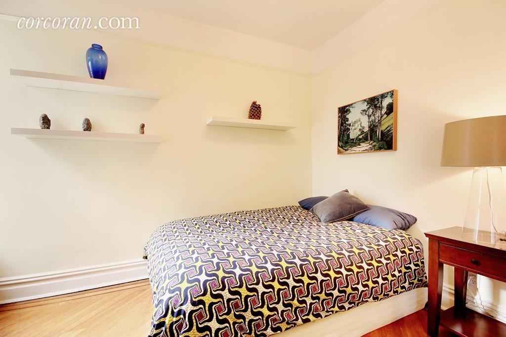 523 8th Street, master bedroom, park slope, rental