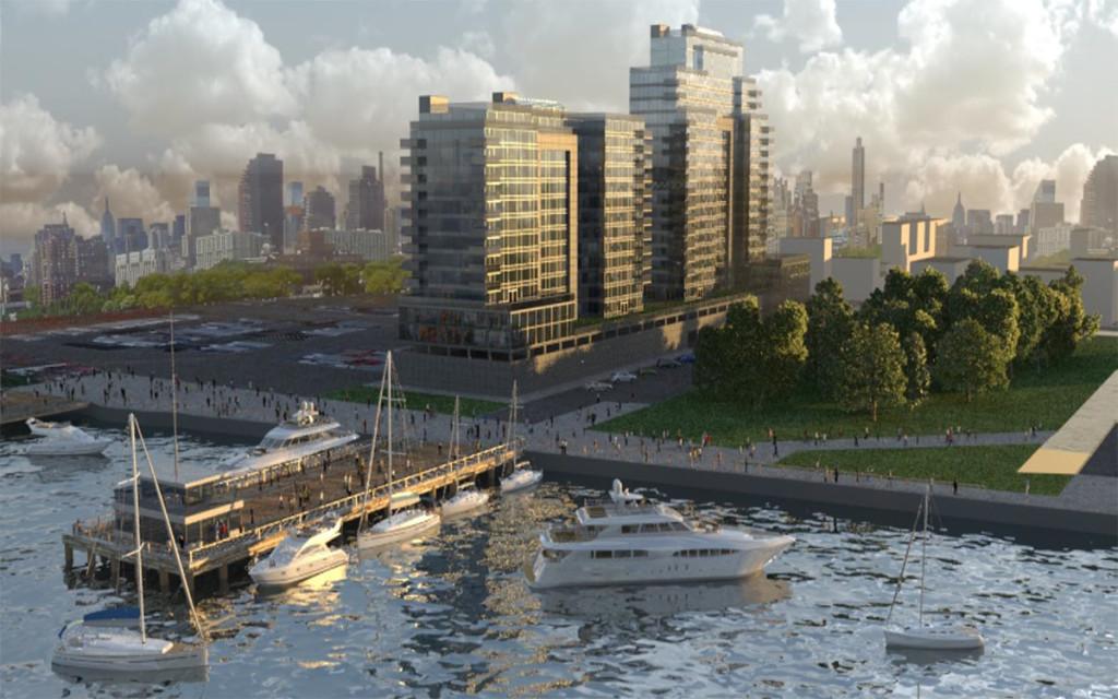 Greenpoint apartments, Brooklyn real estate, Quadrum Global,Mack Real Estate Group, Seth Schumer, Greenpoint Landing, Atlantis Arts Studio, Huron Street Pier,