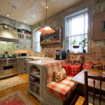 75 Central Park West kitchen