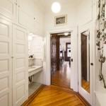 857 Carroll Street, bathroom, park slope townhouse