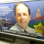Dr. Zizmor, NYC subway ads