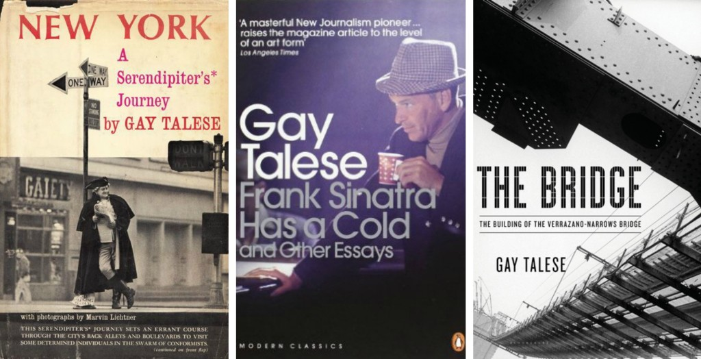 Gay Talese-book covers
