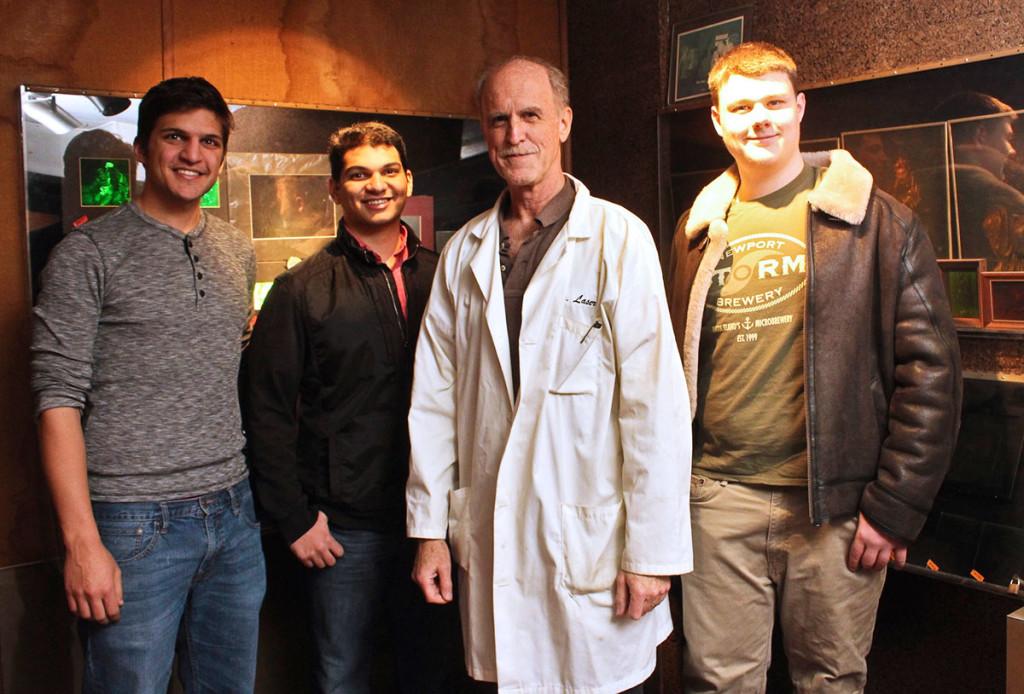 Holographic Studios, Holograms, Dr. Laser, Jason Arthur Sapan