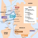NYC East River Ferry Service