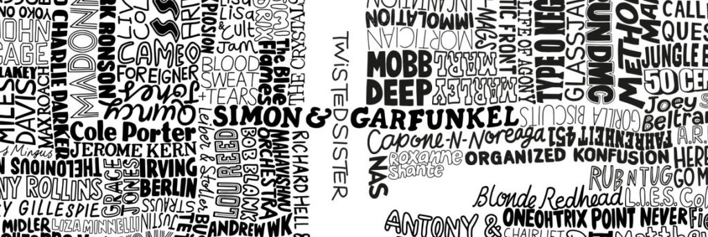 New York Music Map 2
