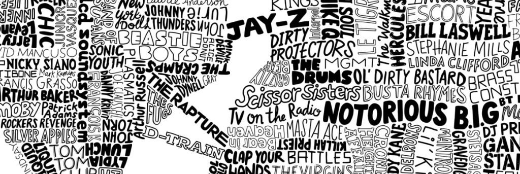 New York Music Map 3