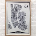 New York Music Map, Kingdom Collective, NYC music artists, Frank Broughton, Adam Hayes