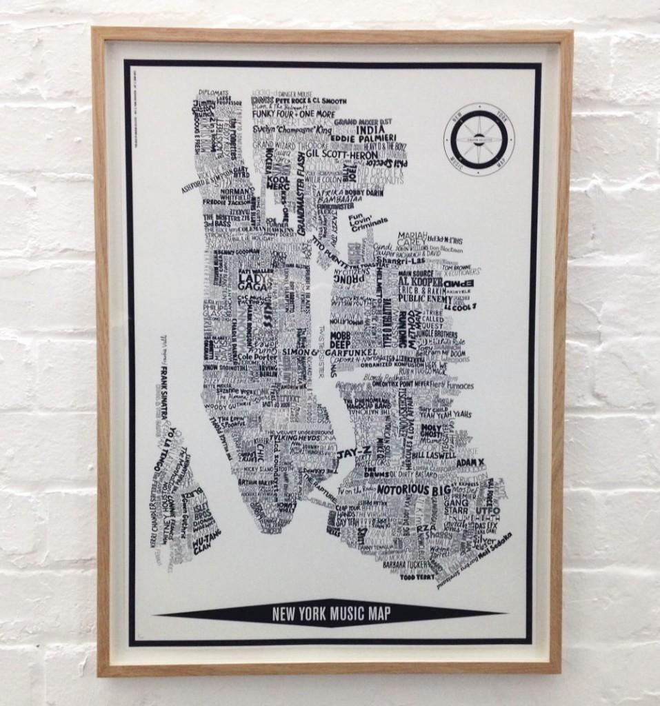 New York Music Map 4