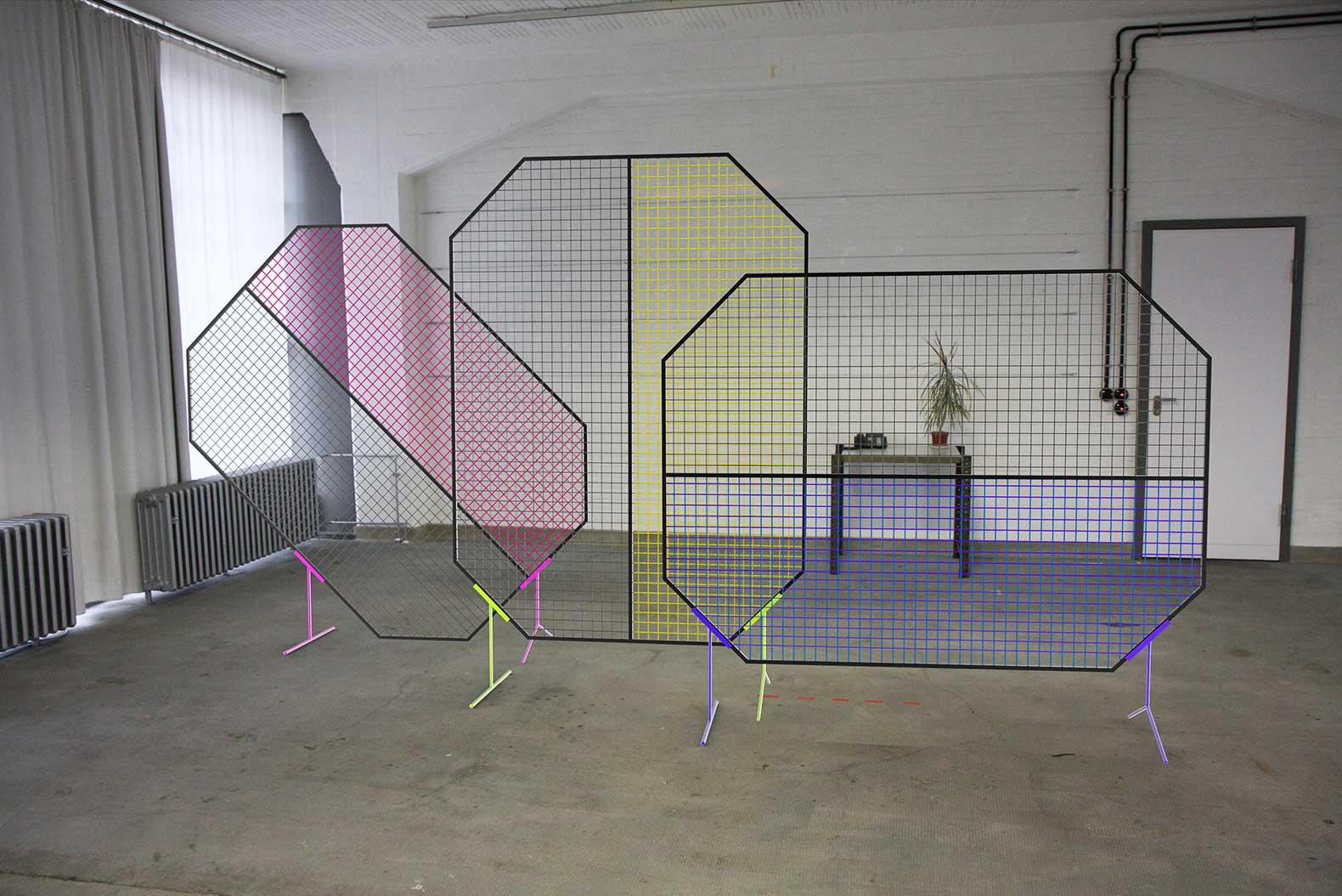 Studio Balagan, Matchpoint, Bauhaus Dessau Foundation, storage solution, hanger, tennis aesthetics, retro aesthetics, second skin,