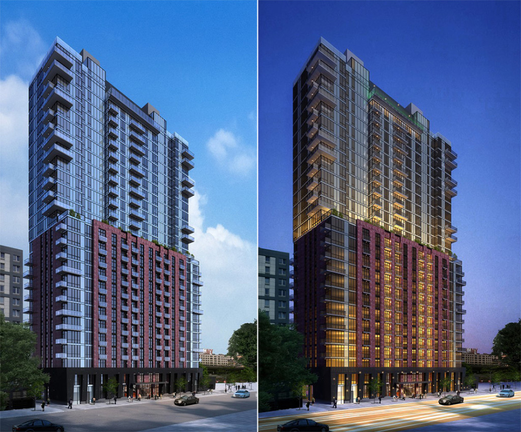 Criterion Group, LIC Developments, Rabsky Group, Salamon Engineering Group, Simon Dushinsy, The Argent, 44-41 Purves Street