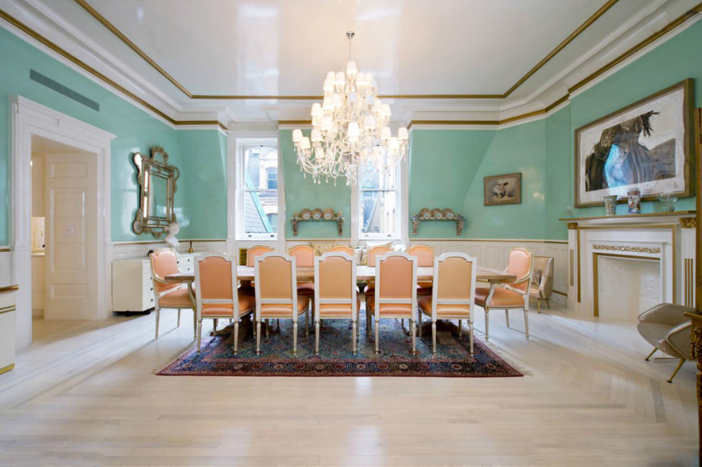 Judy Garland's Former Dakota Apartment, Now a Designer Pad ...