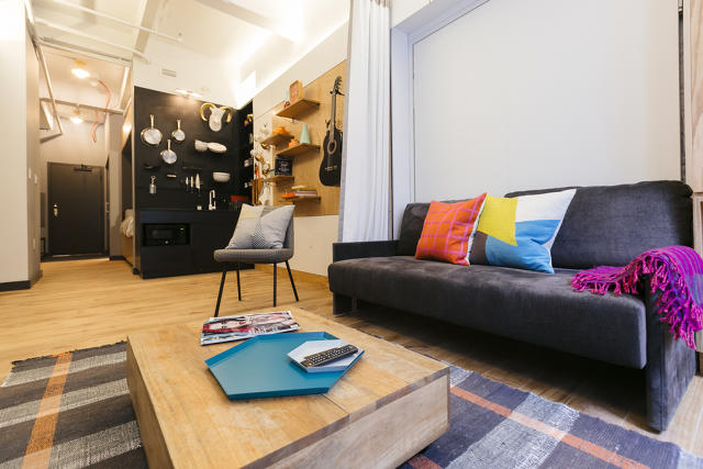 Wework S Communal Living Concept On Wall Street Gets Its