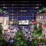 manhattan west, hudson yards, som, renderings, brookfield properties, new developments, skyscrapers, tall towers, megaproject, midtown west