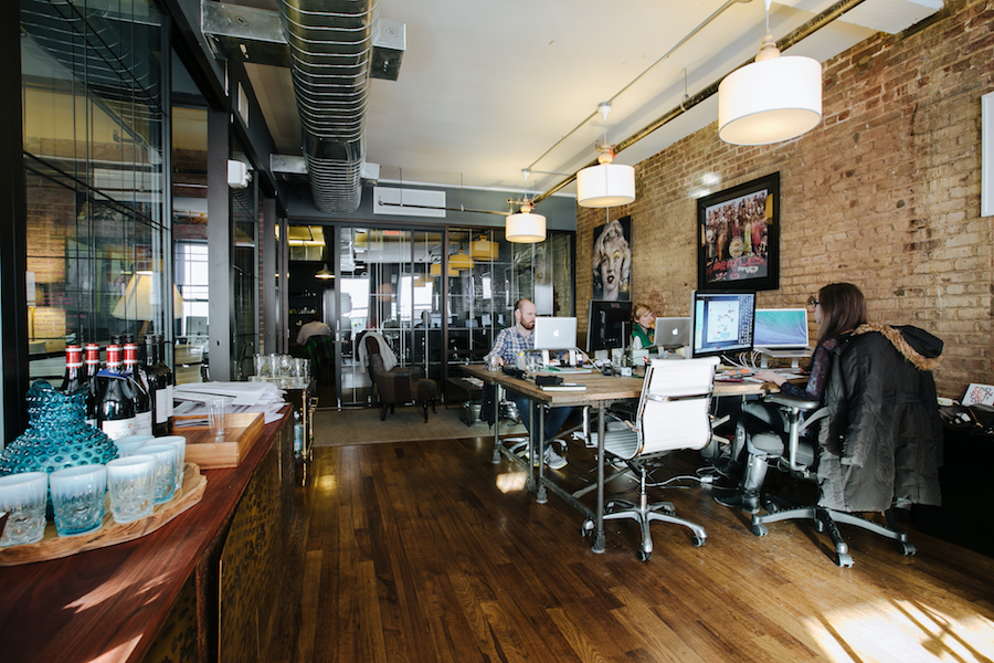 wework meatpacking office