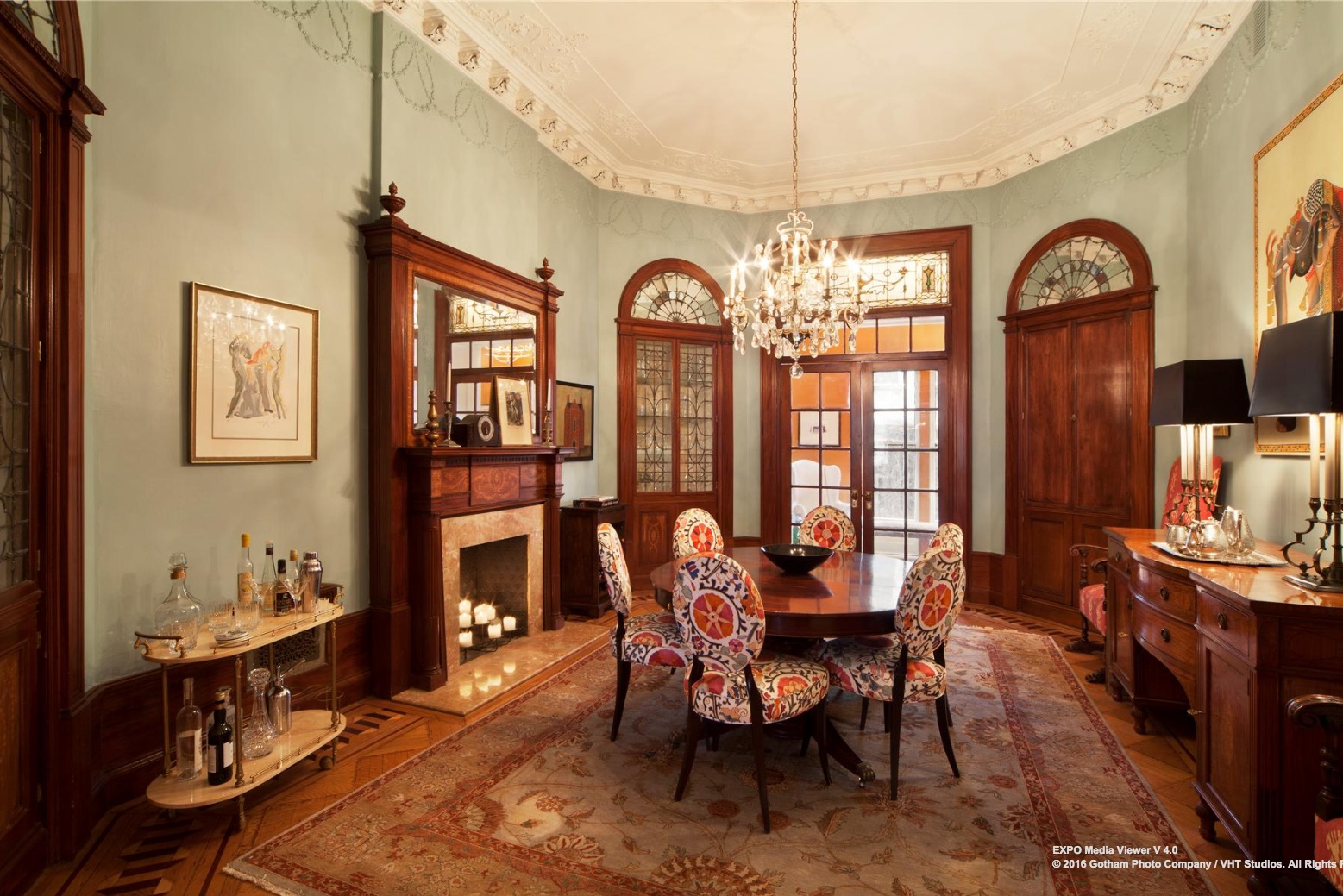 historic home interiors 4 8m heights duplex has amazing historic details 12030