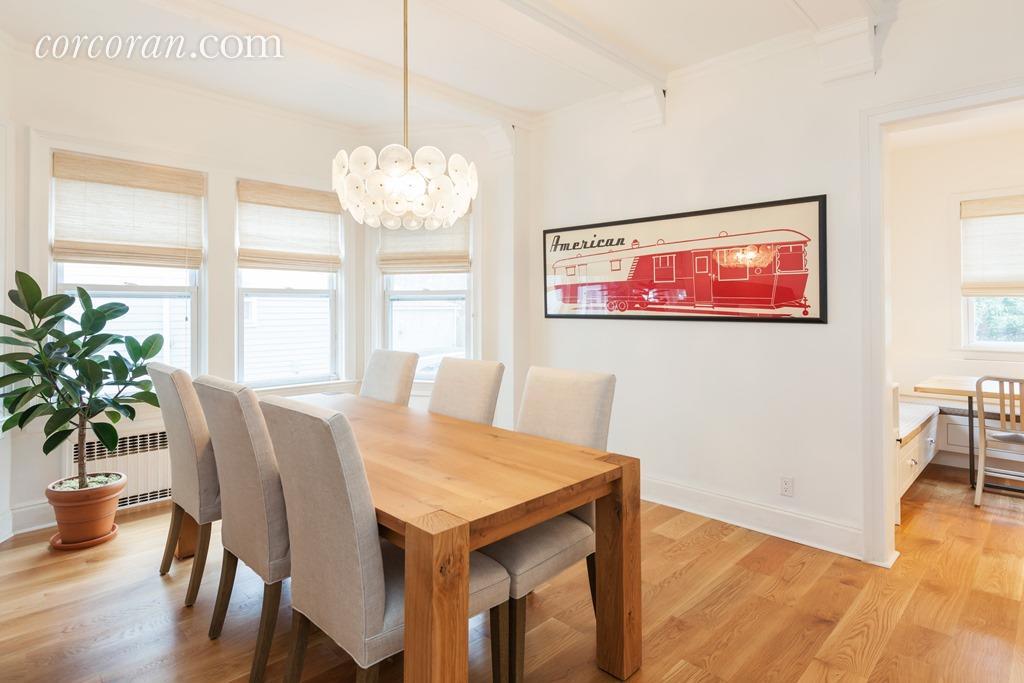 112 marlborough road, dining room, ditmas park, victorian