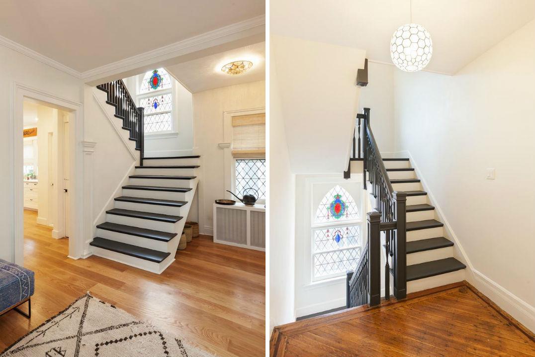 122 marlborough, staircase