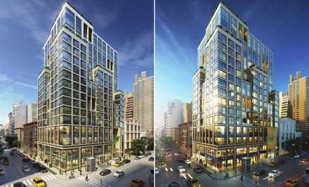 Stillman Development, 147 East 86th Street, Upper East Side condos, Hellmuth Obata & Kassabaum, HOK Architects