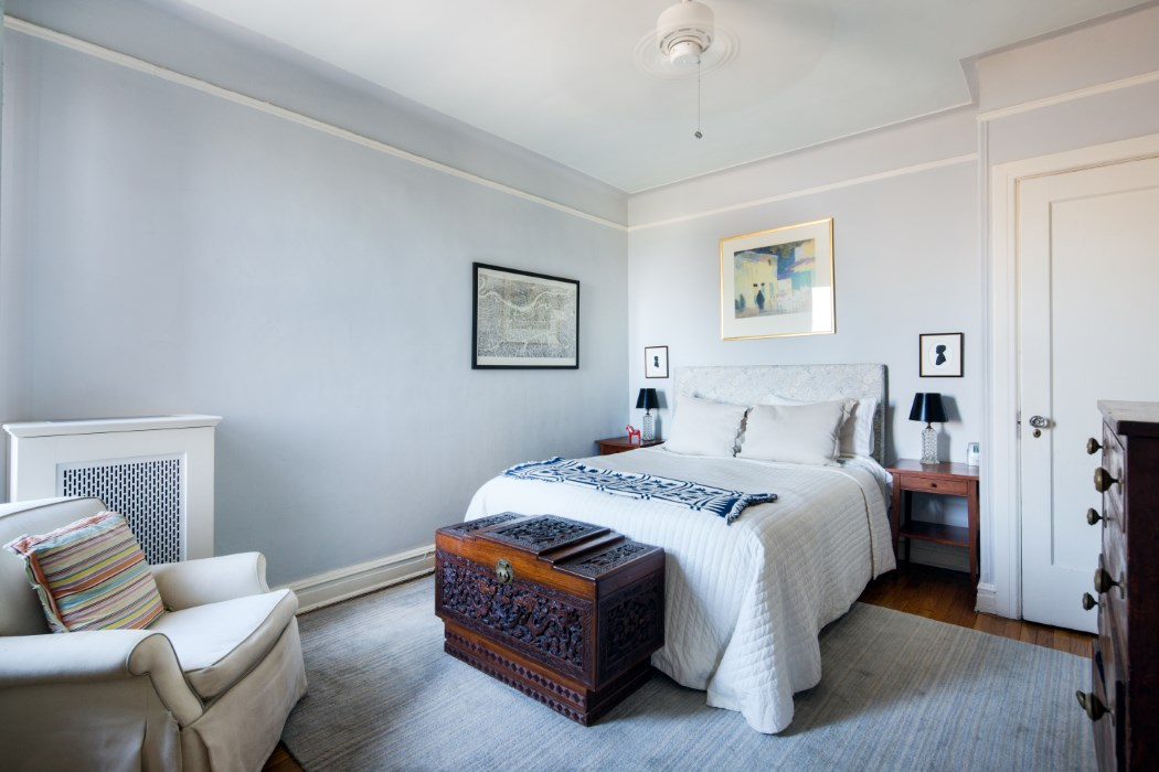 2 grace court, bedroom, co-op, brooklyn heights
