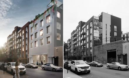 Williamsburg apartments, 202 North 10th Street, Brooklyn rentals