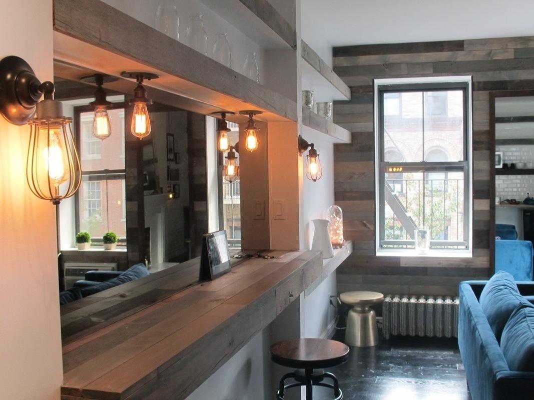 221 West 21st Street, kitchen, micro apartment, chelsea
